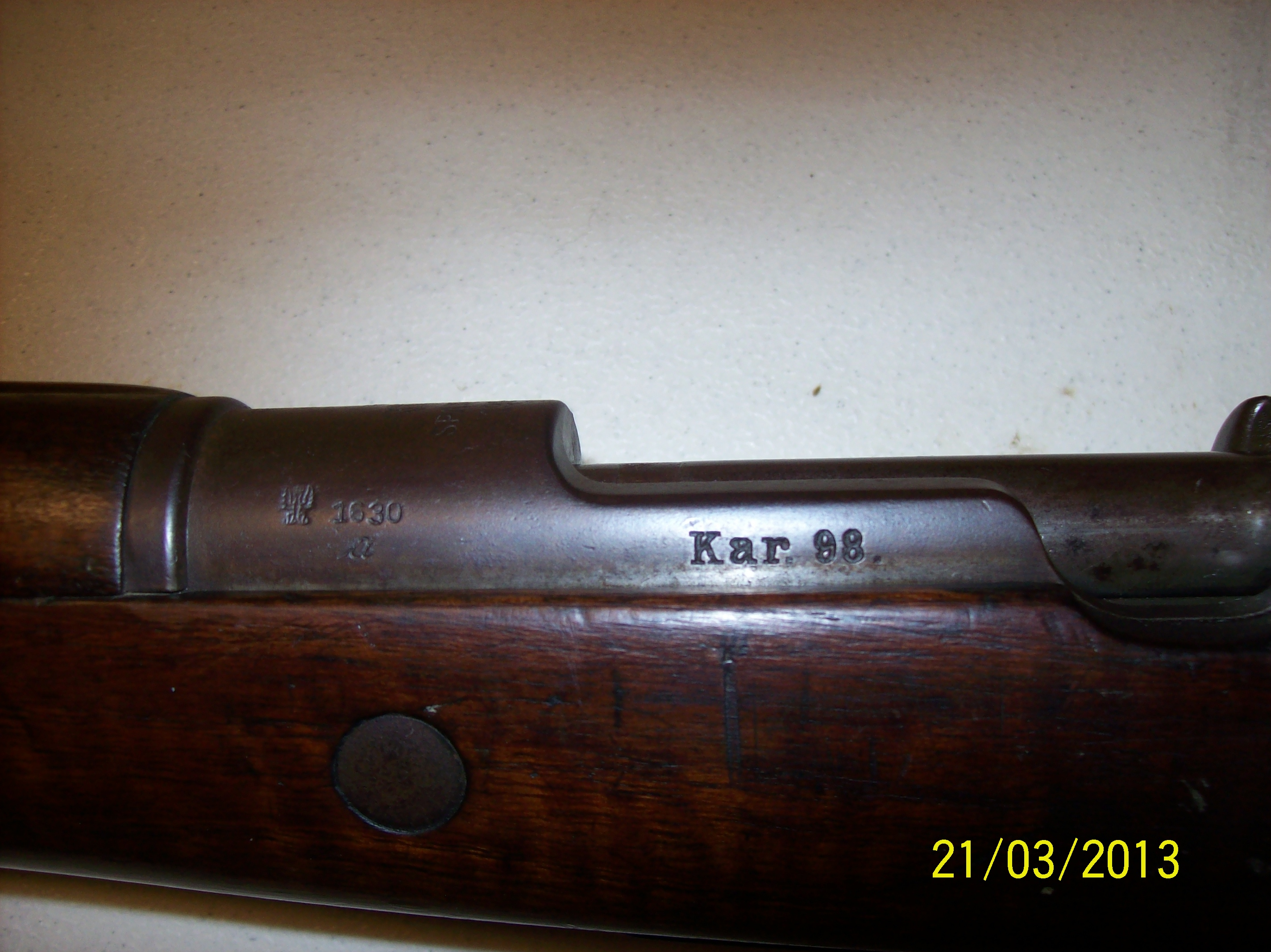 KAR98 Spandau 1909 | Gun and Game - The Friendliest Gun Discussion