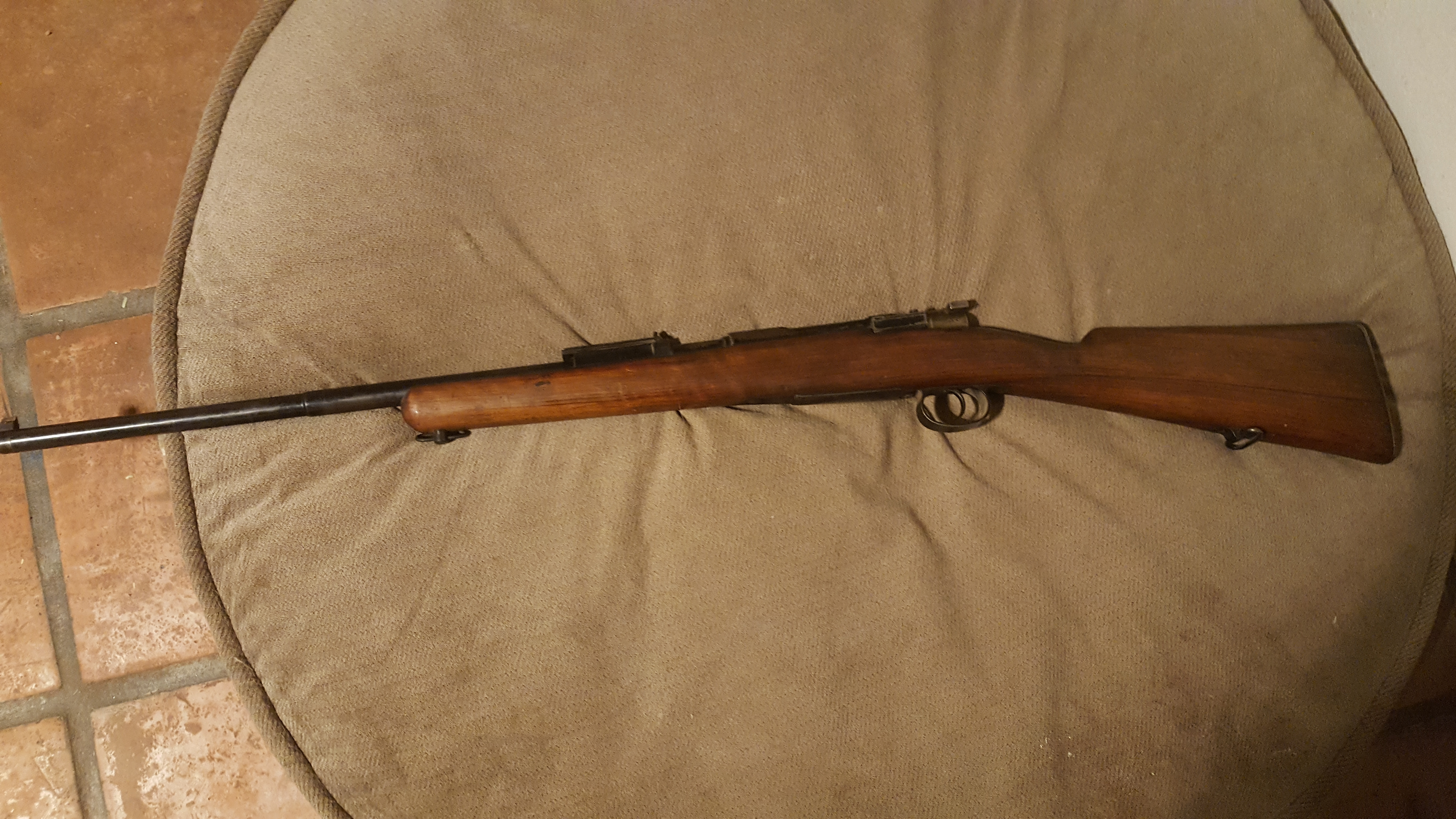 Spanish Mauser? German? Model? Help please  | Gun and Game - The