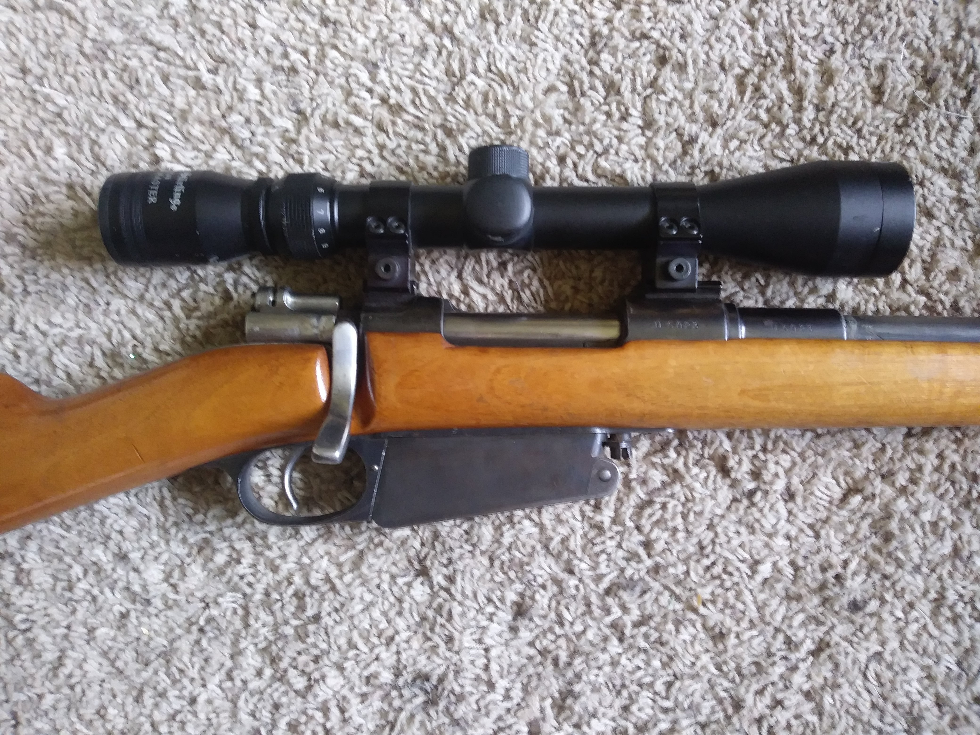 My new 1891 Mauser in 7 65x53 Argentine | Gun and Game - The