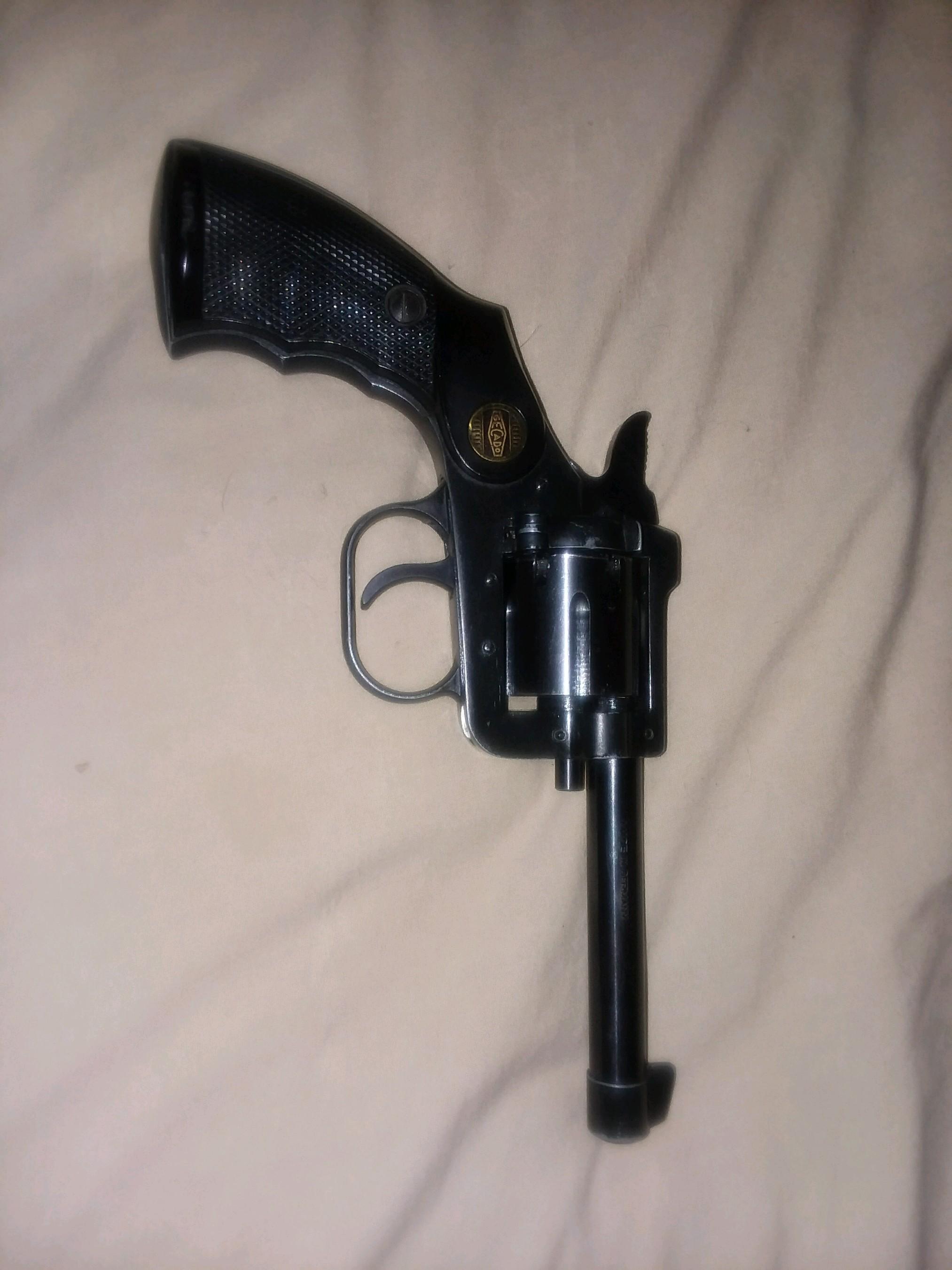 Gecado Arminius HW 7 | Gun and Game - The Friendliest Gun