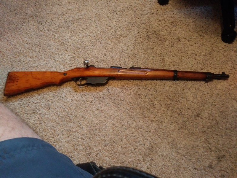 A beautiful Steyr mannlicher m95 / 30 in 8x56R | Gun and Game - The