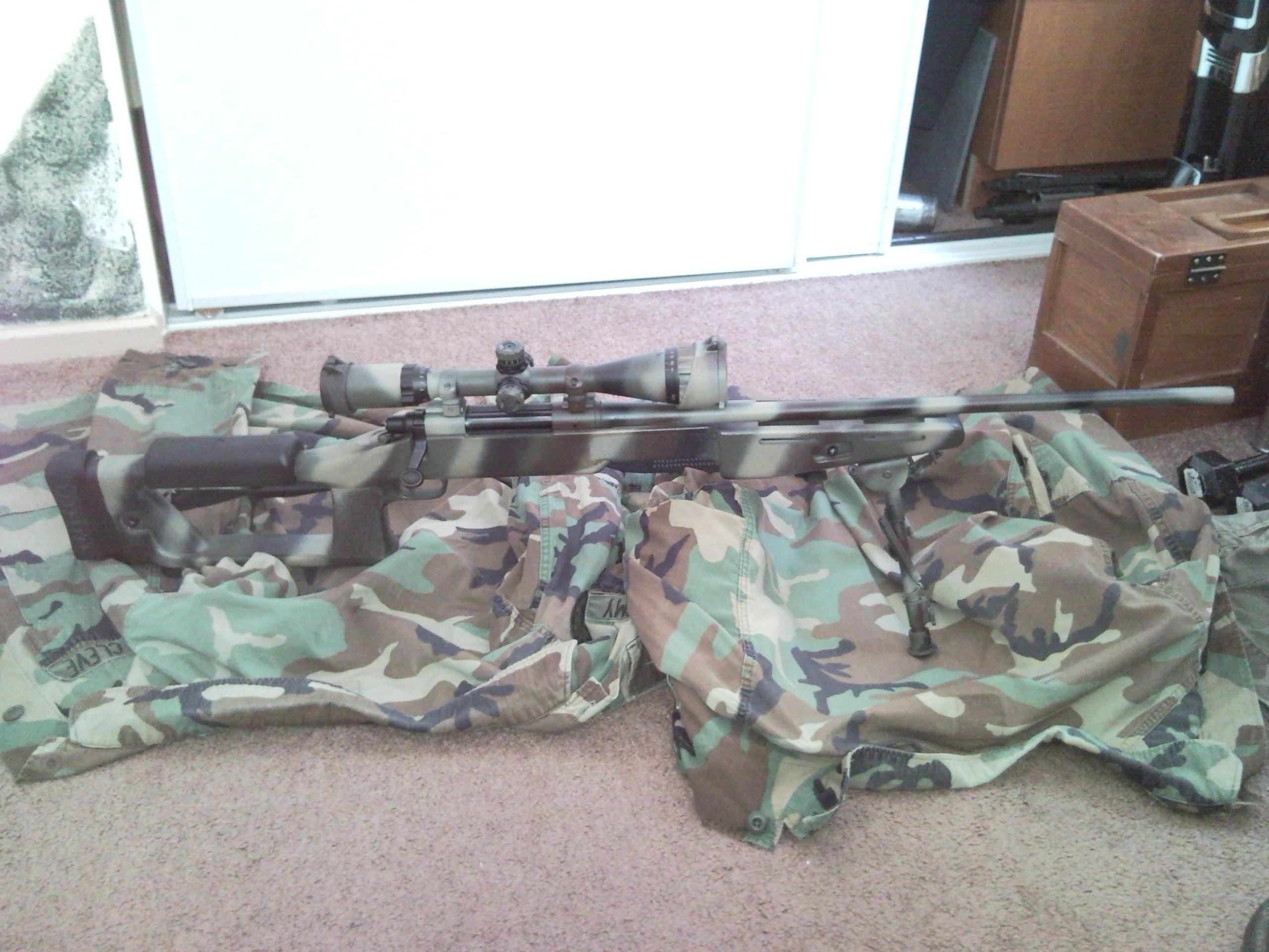 Choate Ultimate Sniper Review | Gun and Game - The Friendliest Gun