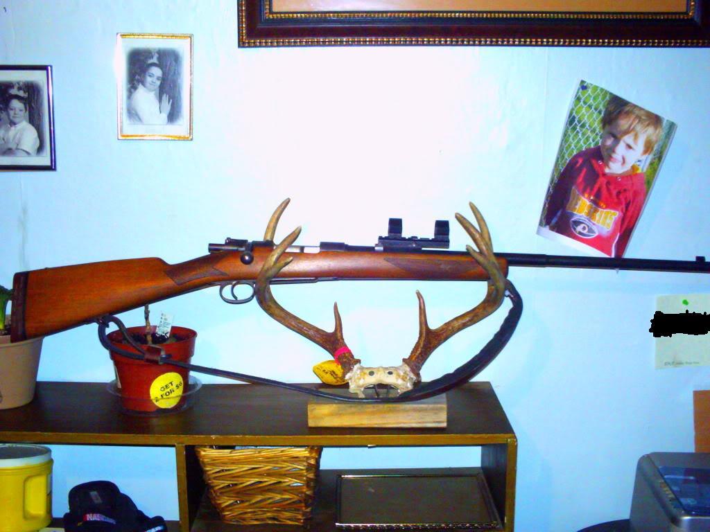 help me identify my mauser!   Gun and Game - The Friendliest Gun