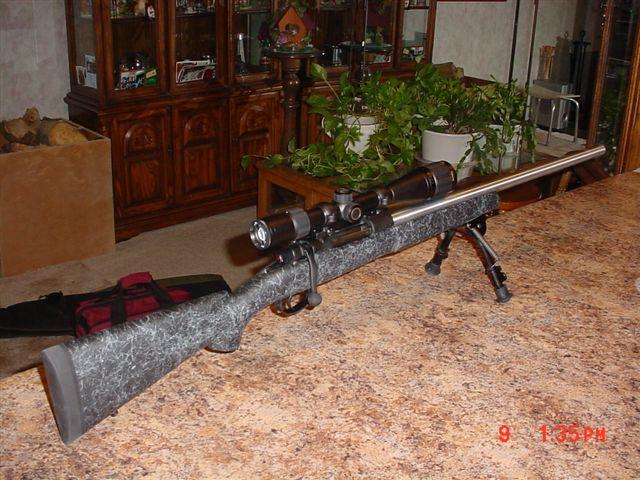 Building a mauser sporter   Gun and Game - The Friendliest Gun