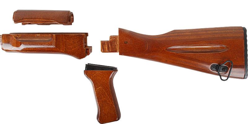AK74 STOCK SET - Russian Clone, look good?? | Gun and Game