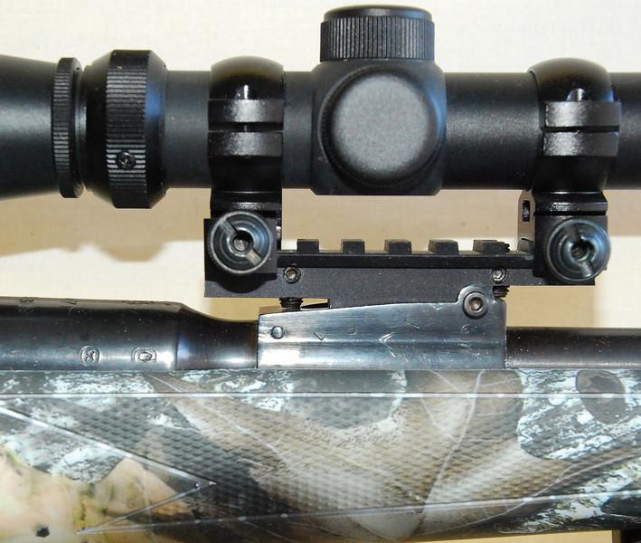 NcSTAR Pistol & Long Eye Relief Scope - 2-7x32 Pistol Scope