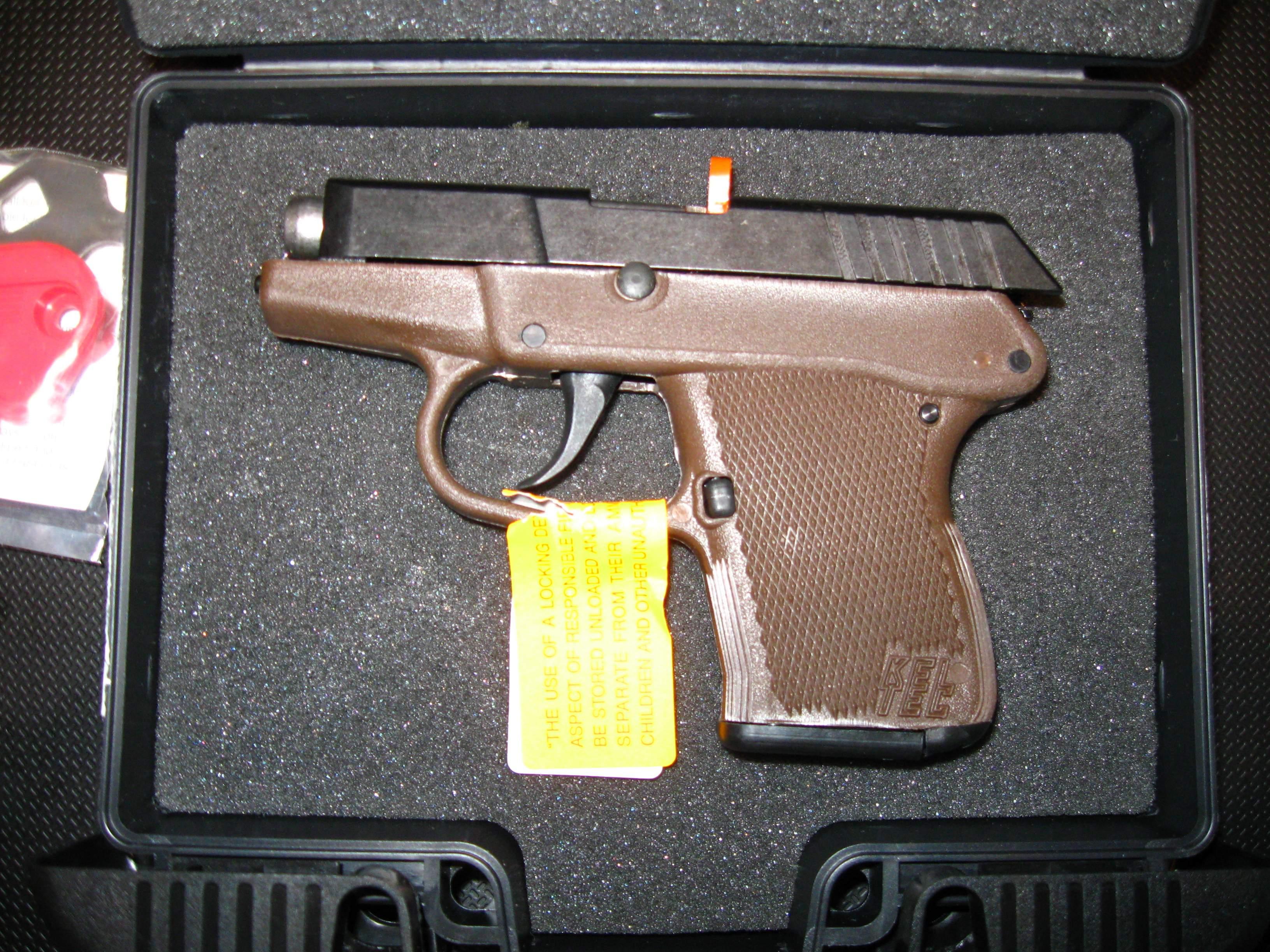 Keltec - Kel Tec P3aT range report and review  | Gun and