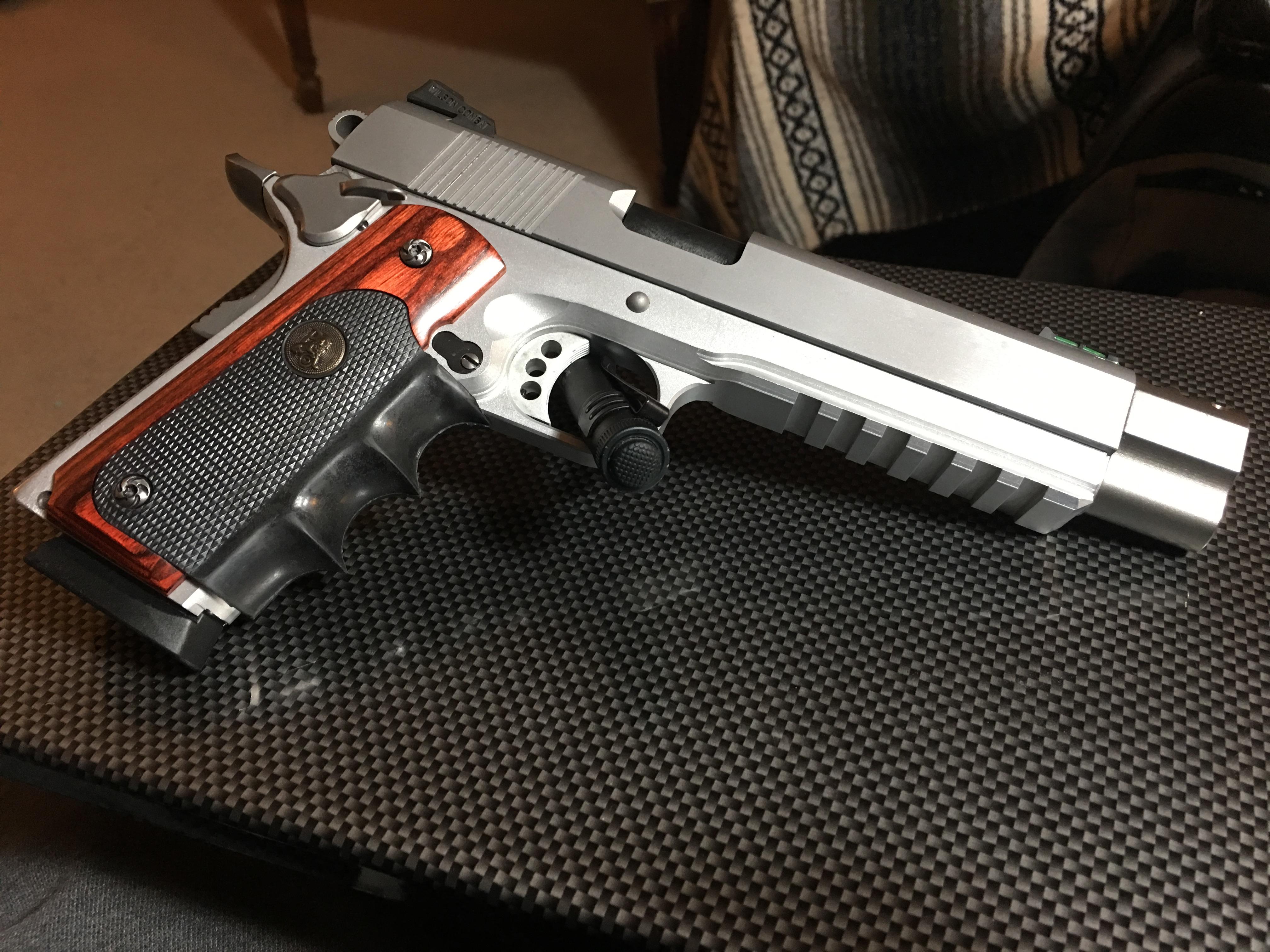 1911 80% build and range report | Gun and Game - The Friendliest Gun ...