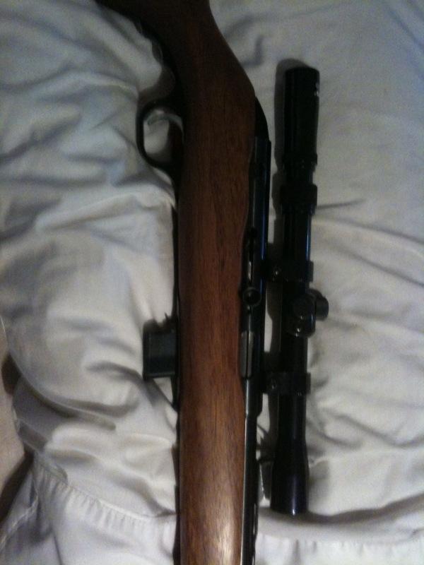 Mossberg Model 352 | Gun and Game - The Friendliest Gun Discussion
