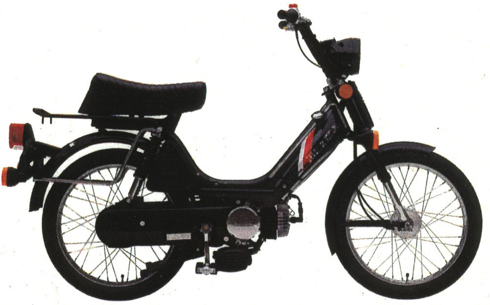 Bug Out Moped? | Gun and Game - The Friendliest Gun Discussion Forum  S Honda Moped Wiring Diagram on