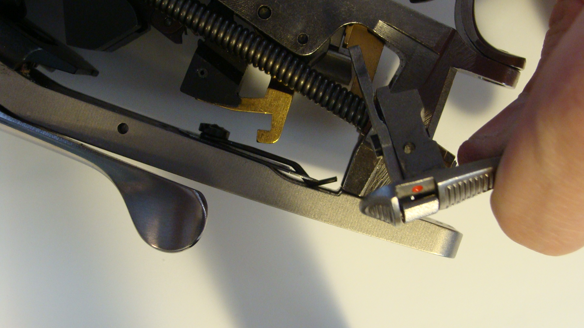 Auto-safety removal W/pics | Gun and Game - The Friendliest Gun