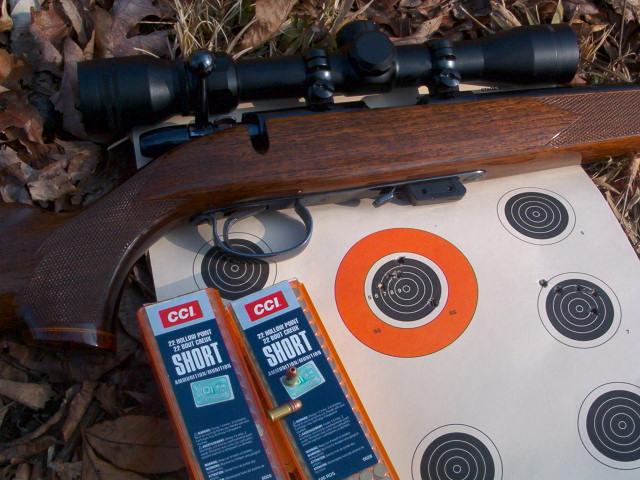 Remington 581   Gun and Game - The Friendliest Gun