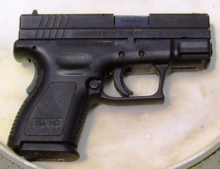 Springfield Xds 9mm Compact Springfield xd 9mm Sub Compact