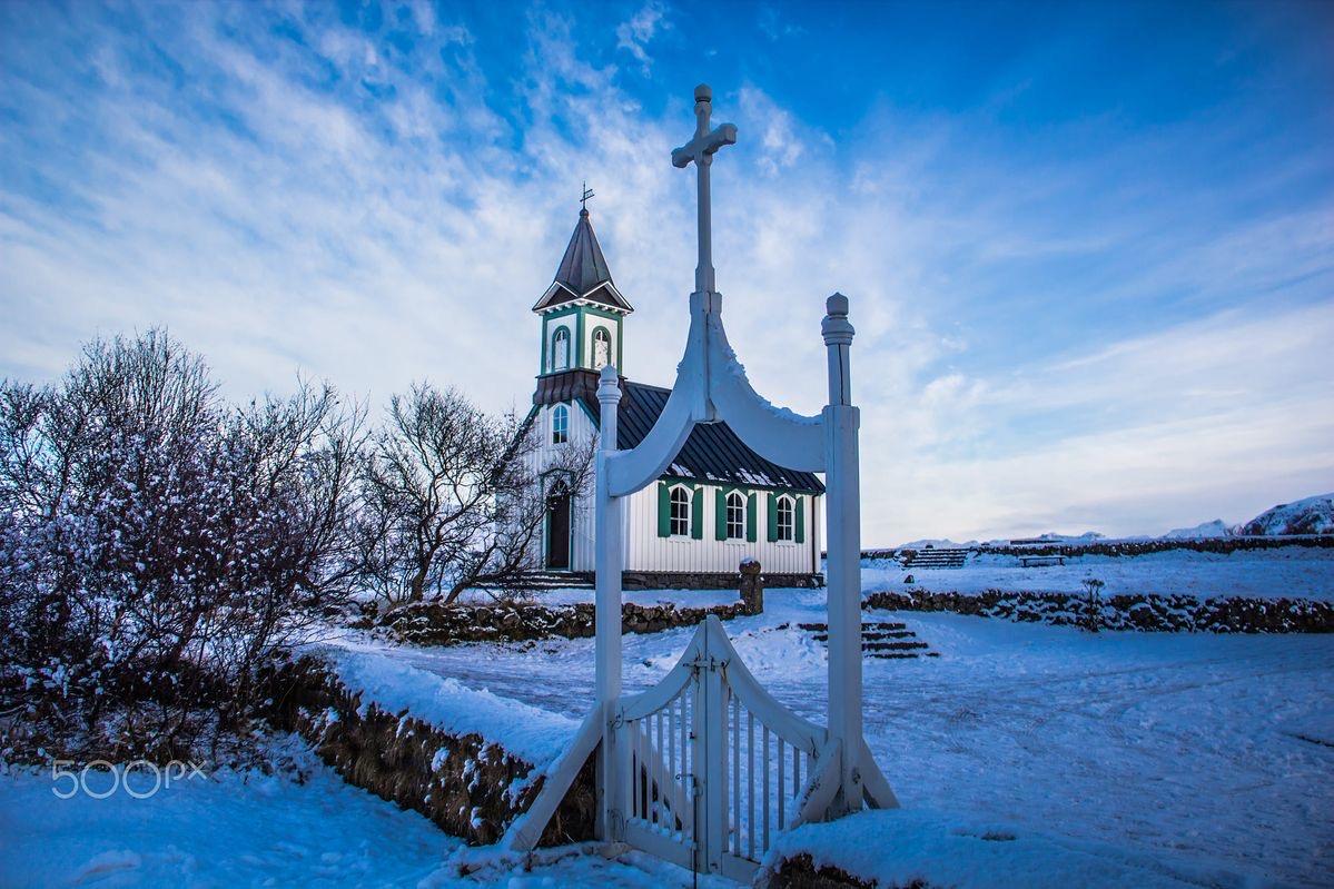 Thingvellir Church in Iceland.jpg